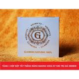 Kem Tan Mỡ Glamida 200G Tặng 1 Hộp Tẩy Trắng Răng Baking Soda Nt 50G Trị Gia 50000Đ Glamida Chiết Khấu 30