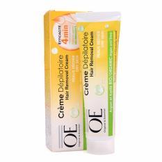 Kem tẩy lông chiết xuất agran OE hair removal cream Agran and Shea 100ml  ( Dành cho da khô )