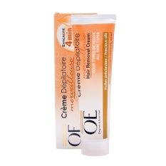 Hình ảnh Kem tẩy lông dưỡng da OE Hair removal cream Precious oil 100ml