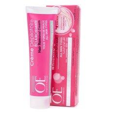 Kem tẩy lông tinh dầu dưỡng da OE hair removal 100ml (Đỏ) chính hãng