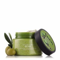 Kem tẩy tế bào chết toàn thân THE BODY SHOP Olive Creamy Body Scrub 250ml