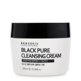 Giá Bán Kem Tẩy Trang Lam Sạch Sau Beauskin Black Pure Cleansing Cream 300Ml Hang Chinh Hang Beauskin Hồ Chí Minh