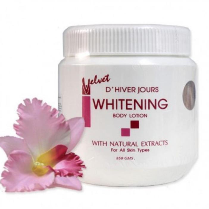 Kem Trắng Da Toàn Thân Ban Ngày & Đêm D'hiver Jours Whitening Body Lotion