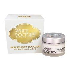 Mua Kem Trang Điểm Trắng Da Chống Nắng White Doctors Sun Block Makeup 40Ml Rẻ Trong Hồ Chí Minh