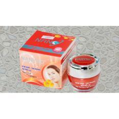 Ôn Tập Kem Trị Nam Tan Nhang Đồi Mồi Ngọc Trai Va Collagen Nanyno Vip 22G Mới Nhất