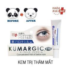 Hình ảnh Kem trị thâm quầng mắt Cream Kumargic Concetrated Trial Of Below Eye 20g
