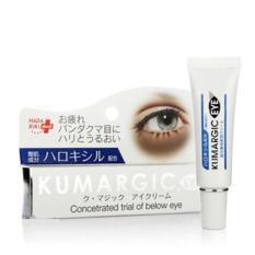 Hình ảnh Kem trị thâm quầng mắt Kumargic Eye Cream (20g)