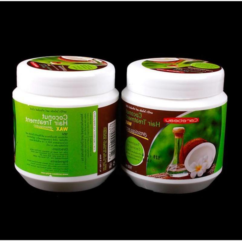 Kem ủ tóc dừa non COCONUT HAIR TREATMENT - Thái Lan 500ml