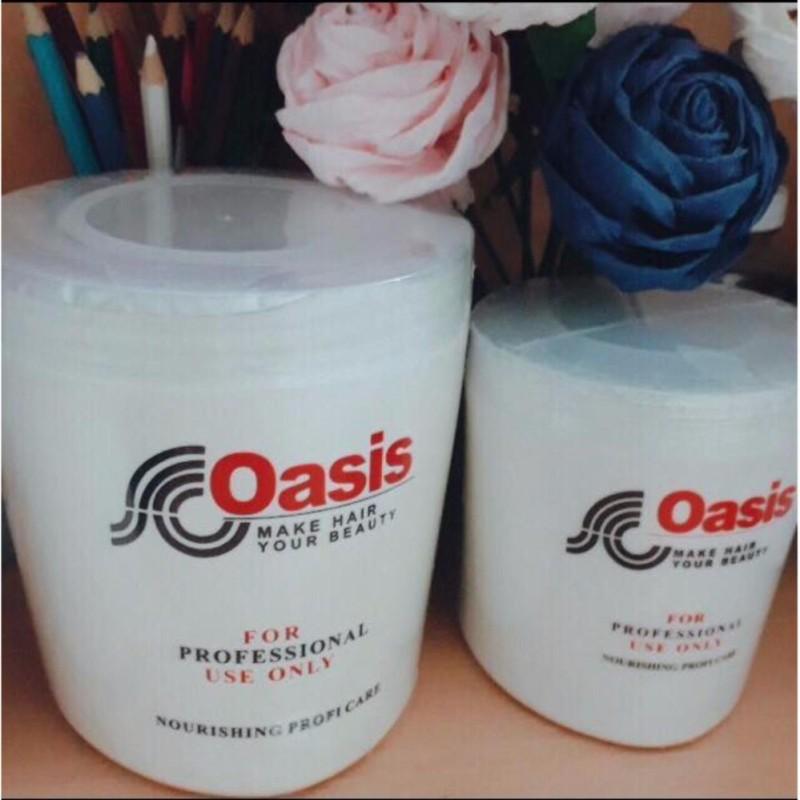 Kem ủ tóc siêu mượt OASIS 500ml giá rẻ