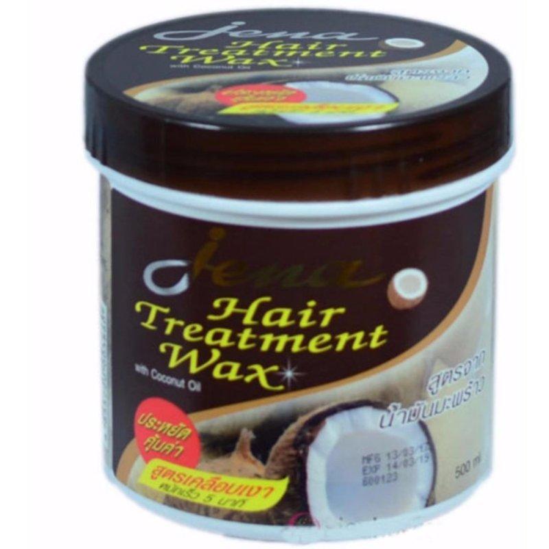 Kem ủ tóc tinh dầu dừa Già Jena Coconut Hair Treatment Wax 500ml nhập khẩu