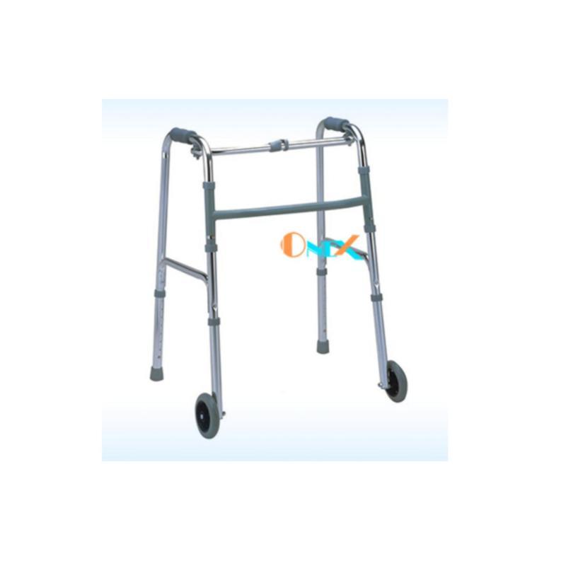 Khung tập đi có bánh xe - cho người già - khuyết tập - chấn thương ở chân- tốt - chắc chắn- bền - rẻ tốt nhất