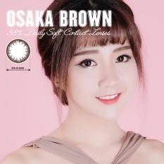 Hình ảnh Kính Áp Tròng Eye Secret màu Osaka Brown (Nâu) - Dòng 1 Ngày