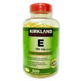 Kirkland Signature Vitamin E 400 Iu Kirkland Chiết Khấu