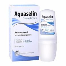 Lăn Khử Mùi Aquaselin dành cho nam giới, có dán tem chống hàng giả nhập khẩu