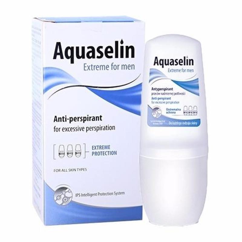 Lăn Khử Mùi Aquaselin dành cho nam giới, có dán tem chống hàng giả cao cấp