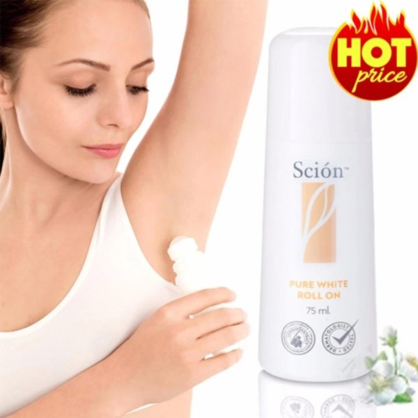 Lăn khử mùi Nuskin Scion Pure White Roll On (75ml)