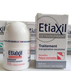 Lăn khử mùi Etiaxil đặc trị hôi nách dành cho da thường 15ml nhập khẩu