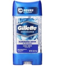 Hình ảnh Lăn khử mùi Gillette Cool Wave 107g