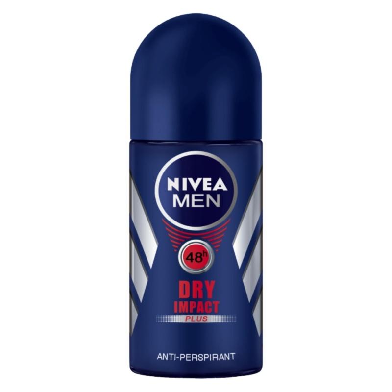 Lăn ngăn mùi Nivea Men khô thoáng 25ml cao cấp