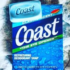 Hình ảnh Lốc 8 cục xà phòng Coast 907g