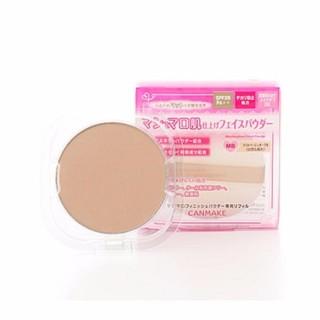 Lõi phấn phủ Canmake Marshmallow Finish Powder SPF26 PA++ 10g - Nhật Bản (MO - Da sáng) thumbnail