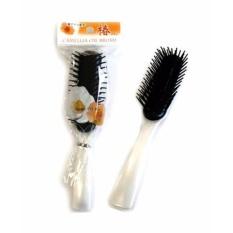 Lược chải tóc Sakura màu trắng- Hàng nhập khẩu Nhật Bản chính hãng