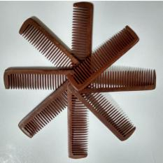 Lược mini chải đầu bằng gỗ phíp - dành cho quý ông nhập khẩu