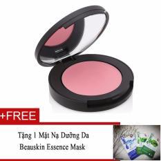 Hình ảnh Má Hồng Dạng Kem Beauskin Code Black Strobing Blusher #1 3.5g (Hàng Chính Hãng)+ Tặng 1 Mặt nạ dưỡng da Beauskin Essence Mask