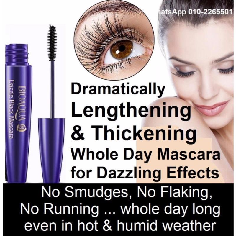 Mascara bioaqua làm dày mi không thấm nước