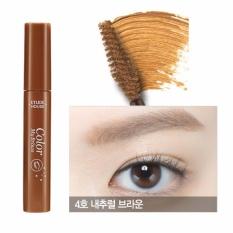 Giá Bán Mascara Chan May Etude House Color My Brows 04 Natural Brown Mau Nau Tự Nhien Mới
