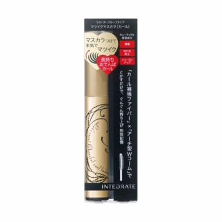 Mascara làm cong và dày mi SHISEIDO INTERGRATE Japan 7g (BK 999 - Đen) thumbnail
