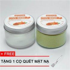 Cửa Hàng Bột Mặt Nạ Ca Rốt Vitamin E Nguyen Chất Kokoshis Tặng Cọ Quet Hồ Chí Minh