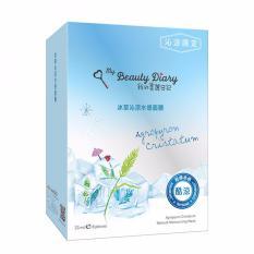 Mặt Nạ My Beauty Diary Cỏ Băng Agropyron Cristatum Lam Trắng Da Phục Hồi Va Săn Chắc Da Vietnam Chiết Khấu 50