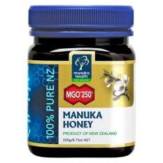 Hình ảnh Mật ong Manuka Honey Health New Zealand MGO 250+ Honey 250g