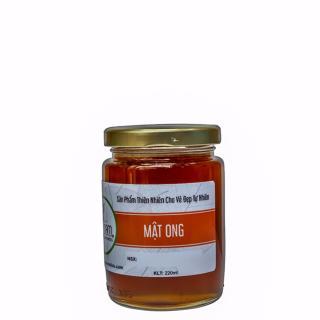 Mật ong nguyên chất Bảo Nam 220ml thumbnail