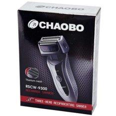 Mua May Cạo Rau 3 Lưỡi Chaobo Rscw 9300 Đen Chaobo Rẻ