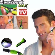 Chiết Khấu May Cạo Rau Đa Năng Micro Touch Co Đen Mnstore Có Thương Hiệu