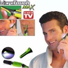 Hình ảnh Máy cạo râu đa năng Micro Touch có đèn MNSTORE 2017