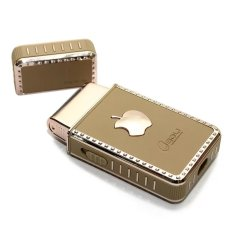 Hình ảnh Máy cạo râu kiểu dáng iPhone Boli RSCW- A1 (Vàng)