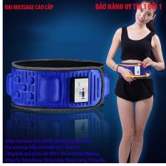 Hình ảnh Máy đeo giảm mỡ bụng, May deo tap bung - Đai massage V5, giảm cân hoàn hảo 360 độ, không gây khó chịu - BH 1 đổi 1 bởi VIỆT NAM STORE