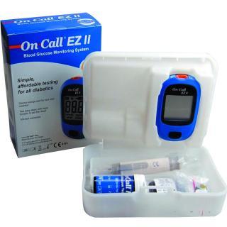 Máy đo đường huyết - USA thumbnail