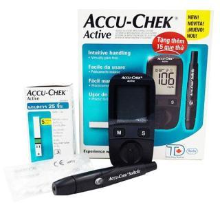 Máy Đo Đường Huyết Accu-Chek Active thumbnail