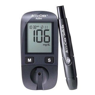 Máy đo đường huyết Accu Chek Active New thumbnail