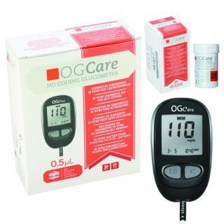 Máy đo đường huyết Ogcare- Ý thumbnail