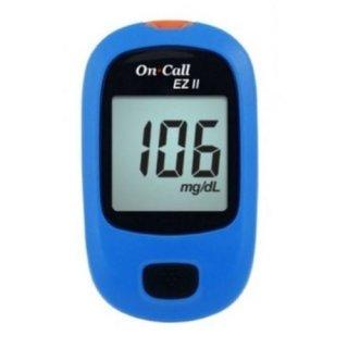 Máy đo đường huyết On call EZ II (Xanh) thumbnail