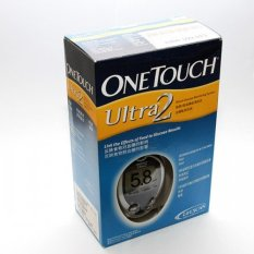 Hình ảnh Máy Đo Đường Huyết ONETOUCH Ultra 2 Johnson & Johnson (Xanh)