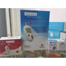 Máy đo đường huyết Sinocare nhập khẩu
