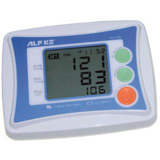 Máy đo huyết áp bắp tay ALPK2 K2-1702 - Tặng kèm bộ đổi điện AC DC thumbnail