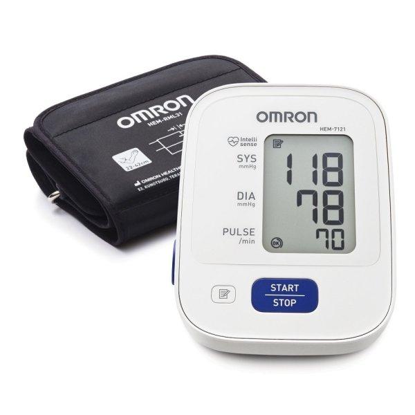 Máy đo huyết áp bắp tay Omron HEM-7121 (Phân Phối bởi: YTELOC) bán chạy
