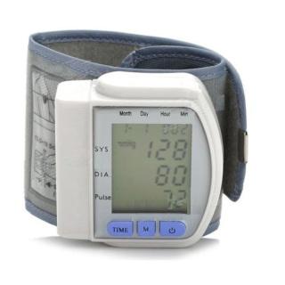 Máy đo huyết áp cổ tay CK-102S (Trắng) thumbnail
